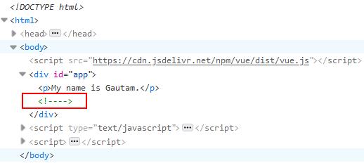 vue source code